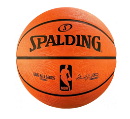 Spalding NBA Replica Rubber Basketball