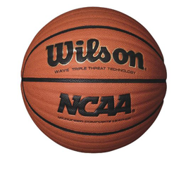 Wilson NCAA Wave Microfiber Basketball