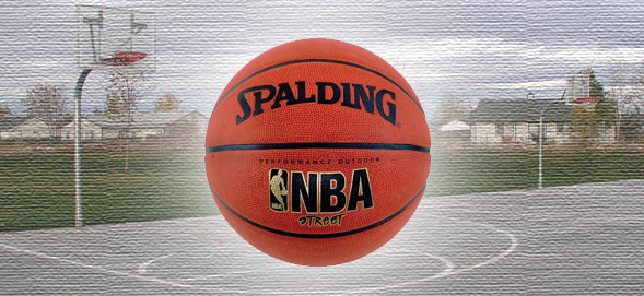 NBA Street Basketball